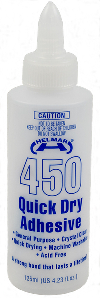 AUST 450 Quick Dry 125ml Small