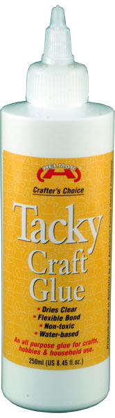 Tacky glue 250ml