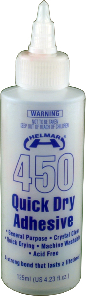 450 Quick Dry Adhesive 125ml