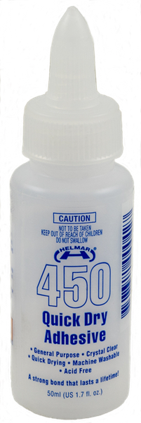 450 Quick Dry Adhesive 50ml