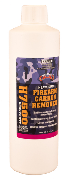 H7500 HD Carbon Remover 500ml