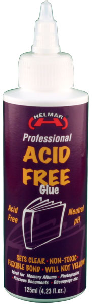 Acid Free Glue 125ml