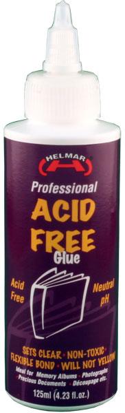 Acid Free Glue 125ml