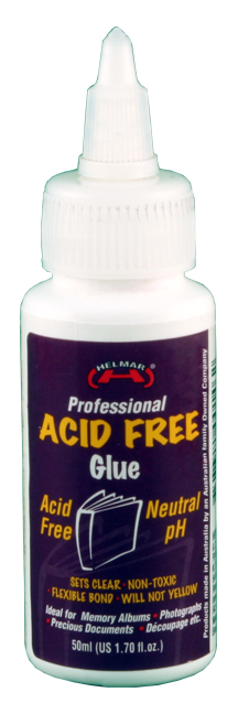 Acid Free Glue 50ml