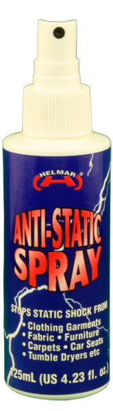 Anti-Static Spray 125ml