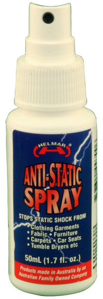 Anti-Static Spray 50ml