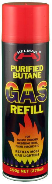 Butane Gas Refill 150g