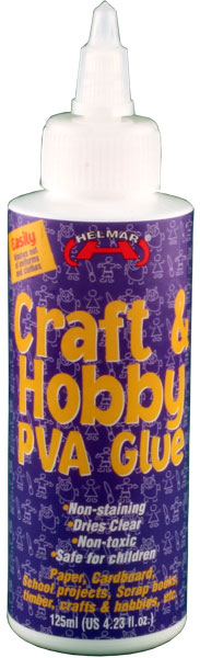 Craft & Hobby PVA Glue 125ml