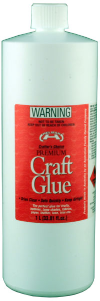 Premium Craft Glue 1L