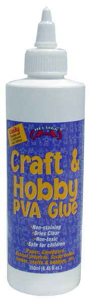Craft & Hobby PVA Glue 250ml