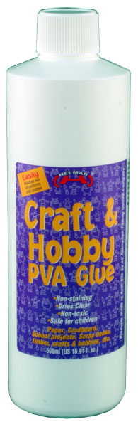 Craft & Hobby PVA Glue 500ml