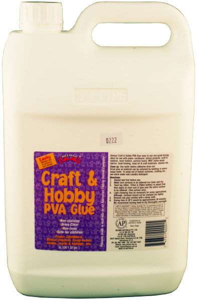 Craft & Hobby PVA Glue 5L