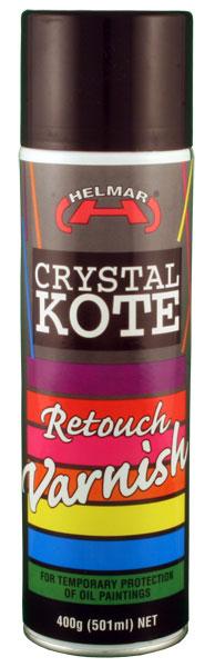 Crystal Kote Retouch Spray 400g
