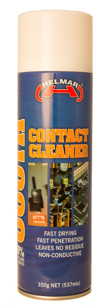 H1000 Electrical & Electronic Contact Cleaner 350g