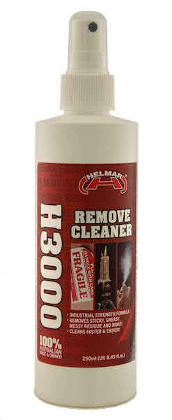 H3000 Remove Cleaner 250ml