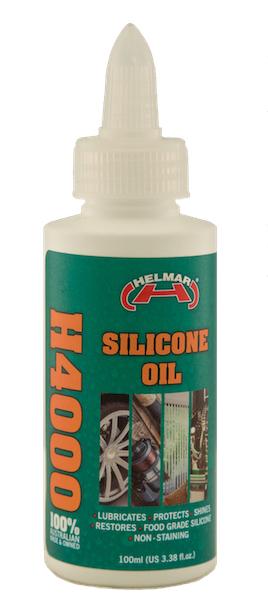 H4000 Silicone Oil 100ml