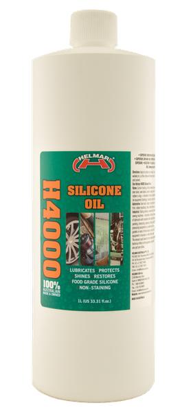 H4000 Silicone Oil 1L