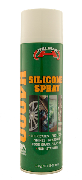 H4000 Silicone Spray 300g x 12