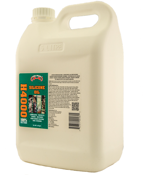 H4000 Silicone Oil 5L
