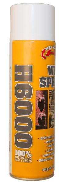 H6000 Quickfix WD Spray 400g x 12