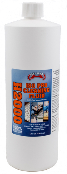 H2000 ISO PRO Cleaning Fluid 1L