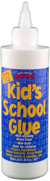Kid's PVA School Glue 250ml