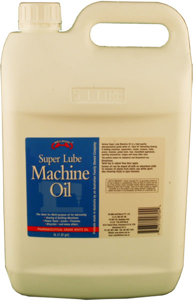 Machine Oil 5L