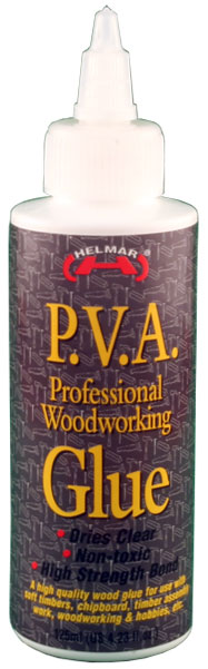 PVA Woodworking Glue Professional 125ml