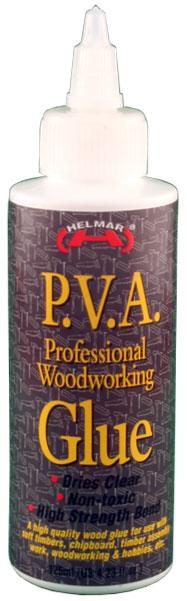 PVA Woodworking Glue Professional 125ml