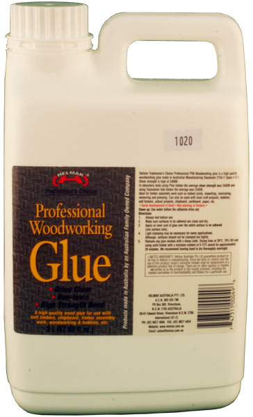 PVA Woodworking Glue Professional 2L
