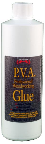 PVA Woodworking Glue Professional 500ml
