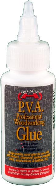 PVA Woodworking Glue Professional 50ml