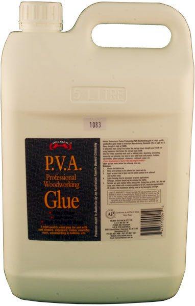 PVA Woodworking Glue Professional 5L