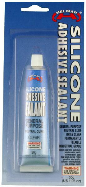Silicone Adhesive/Sealant 30g