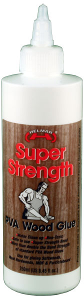 Super Strength PVA Wood Glue 250ml