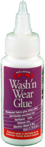 Wash'n Wear Glue 50ml