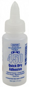 AUST 450 Quick Dry 50ml Small