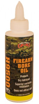 H9500 Firearm Bore Oil 125ml